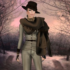 AMAZING FALL OUTFIT OF JADOR ! KAY (mimi.juneau *Mimi's Choice*) Tags: fashion italian secondlife jador mimijuneau ziamelaloon mimischoice fall2011
