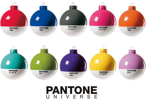 esferas pantone