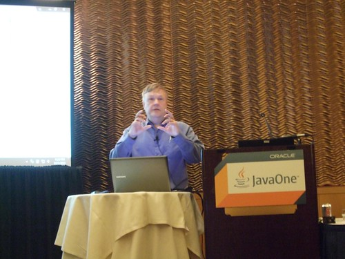 JavaOne2011 Day 2