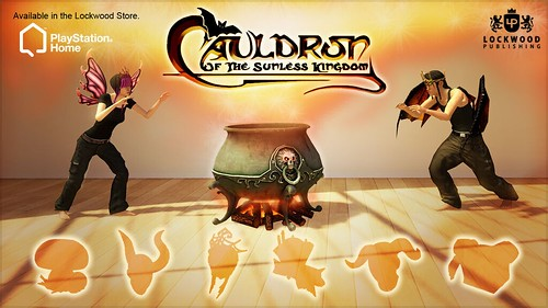 PS Home: Lockwood Cauldron