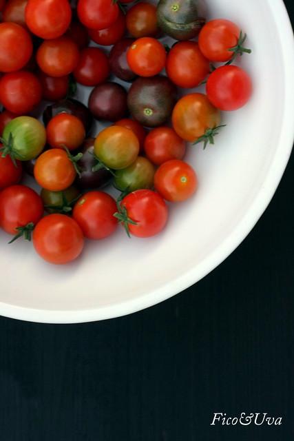Ciotola di pomodorini