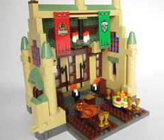 Hogwarts Castle - Great Hall [Interior]