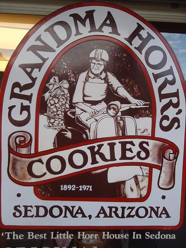 Grandma Horr's Cookies