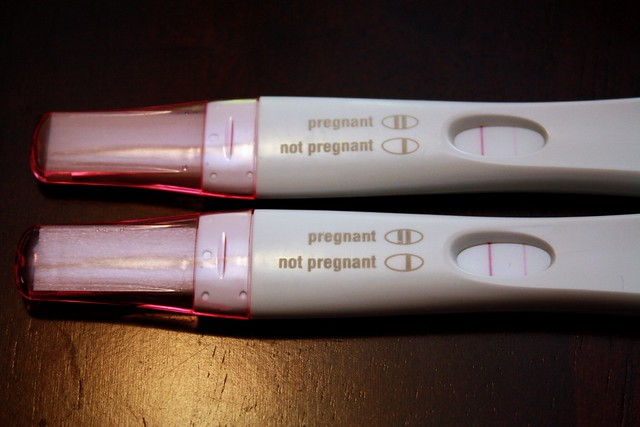 that's right: we're PREGNANT!