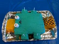Tom's birthday party 2011