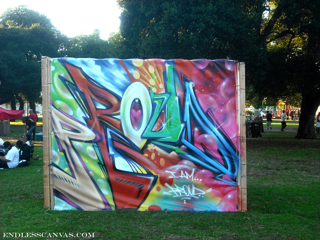 Estria Graffiti Battle 2011