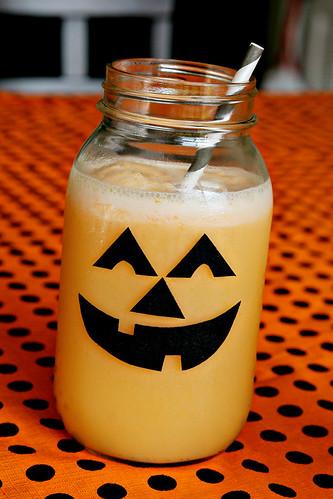 Pumpkin Mason Jar 3