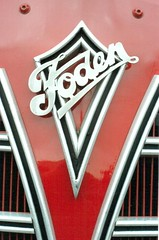 Iconic Foden Logo (colinfpickett) Tags: old guy ford austin bedford 1950s dodge british iconic albion leyland classictrucks foden vintagetrucks nameplates