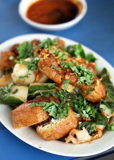 Ghim Moh Market Food Trail: Hakka Yong Tau Foo