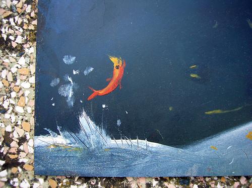 Pinocchio - The fish by duegiraffe