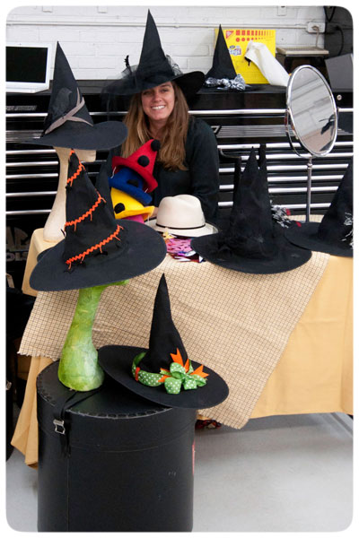 Handmade-Witch-Hats