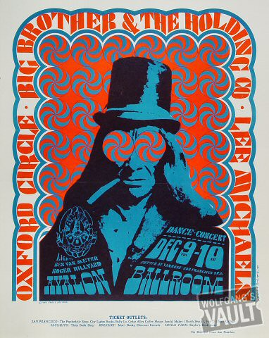 Fillmore Poster by nesic.alex