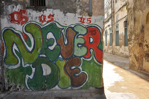 Stone Town Graffiti