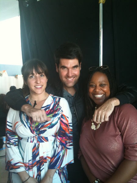 Lili, Brian, Jeanine