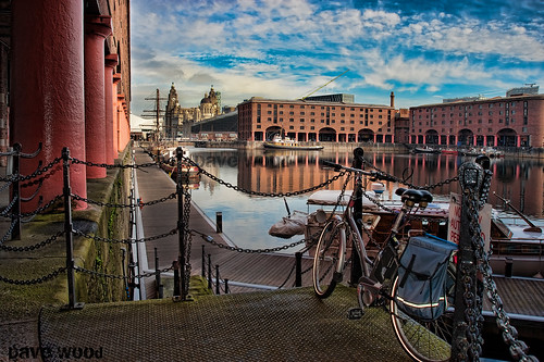 Albert Dock, Liverpool Views