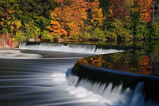 Paris Dam, Ontario