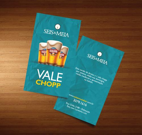 Vale Chopp - Seis & Meia by chambe.com.br