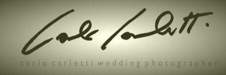 Carlo Carletti Fotografo per Matrimoni