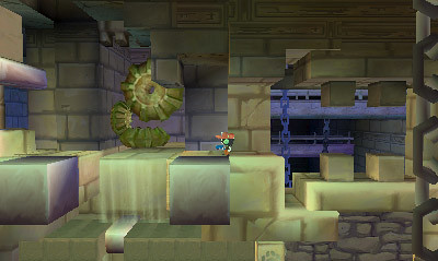 Cave Story 3DS - Sandzone 11