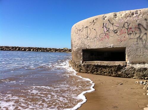 Caminada Ruta de les defenses de costa de la Guerra Civil Vilanova i la Geltrú - Cubelles (26)