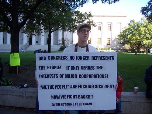 Occupy Columbus 10-15-11