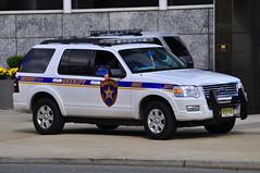Essex County Sheriff Ford Explorer RMP (Triborough) Tags: ford newjersey essexcounty explorer nj police policecar sheriff newark rmp ecsd essexcountysheriff essexcountysheriffsdepartment