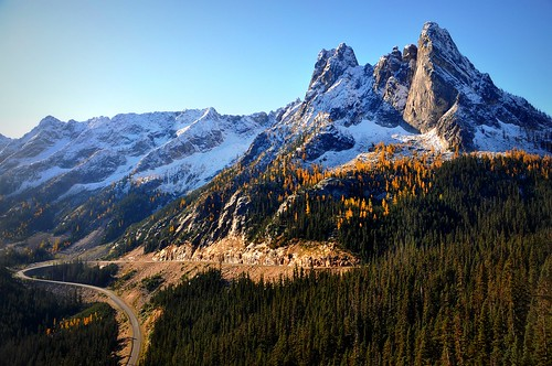 10-15-11 Washington Pass by roswellsgirl