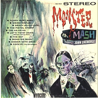 Zacherle Monster Mash