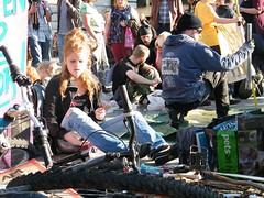 Occupy Nottingham (28) (nottsswp) Tags: protest marketsquare anticapitalism wearethe99 occupynottingham