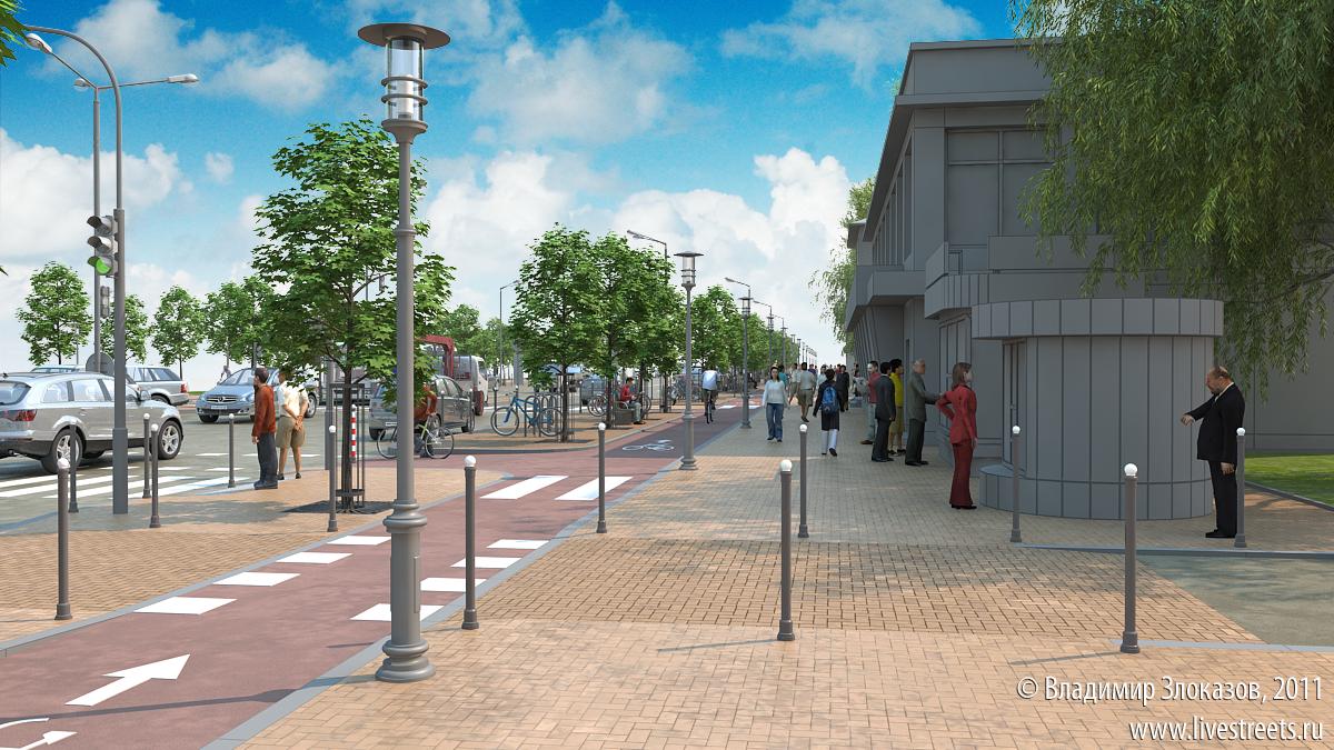 схема устройства тротуаров для загородного дома