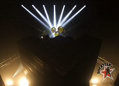 DeadMau5 - The Fillmore - Detroit, MI - Oct 20th 2011