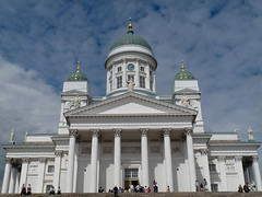 Evangelical Lutheran Cathedral (Joo Caetano Dias) Tags: finland helsinki cathedral catedral helsnquia finlndia