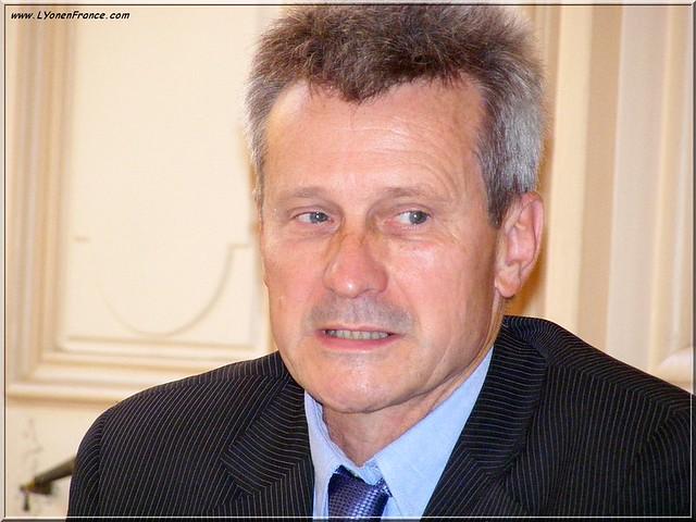 Recteur Thierry Magnin Université Catholique Lyon