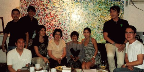 UPCHE Gala Fashion Show Team