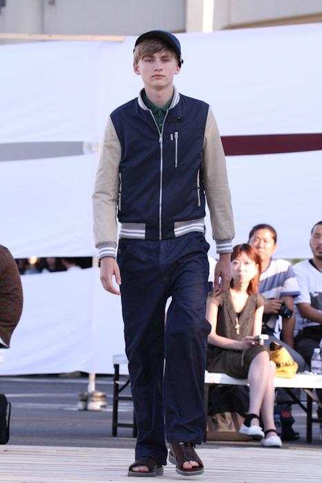 FACTOTUM SS12_004Jordan@EXILES(Fashionsnap)
