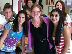 Ms. Driscoll