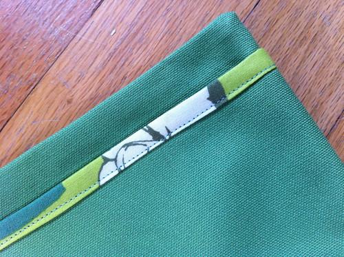 My To-Go Artist - handmade binding tape