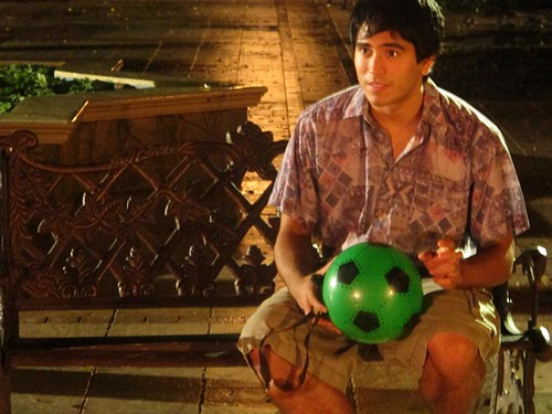 Gerald Anderson as Budoy