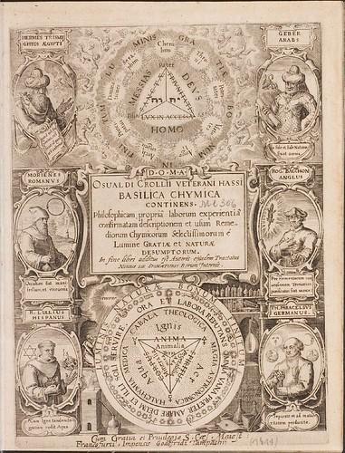 Basilica Chymica 1611 by peacay