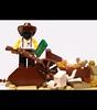 the wild west (felt_tip_felon®) Tags: cowboy lego minifig brickwarriors