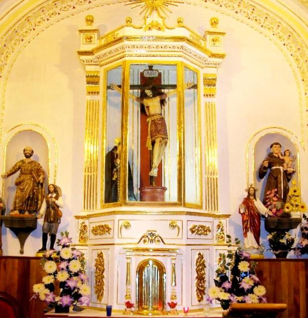 Capilla del Señor crucificado