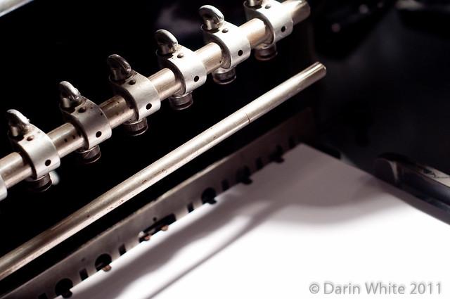 Matthew Reynolds printing presses 105