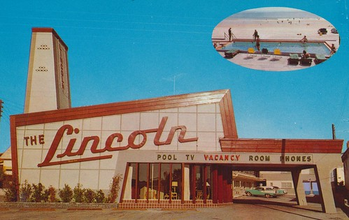 The Lincoln Motel - Daytona Beach, Florida by What Makes The Pie Shops Tick?