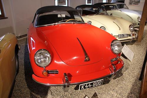 Porsche 356 B Roadster T6