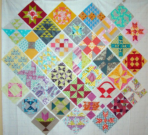 Farmers Wife blocks 1-34