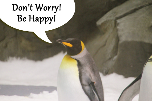 Happy Feet: Don't Worry Be Happy