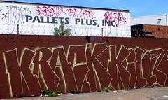 A Messsage from North Philly (LoisInWonderland) Tags: streetart philadelphia graffiti rs northphiladelphia northphilly bred krack plazm radeo