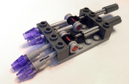 7868 Flick Fire Mechanism