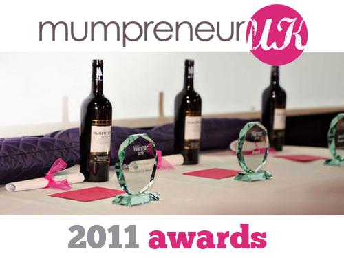 Mumpreneur UK Awards 2011