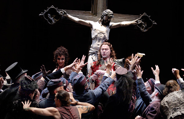 "The cast of The Royal Opera in David McVicar's Faust. Royal Opera House 2010/11. <a href=""http://www.roh.org.uk/whatson/production.aspx?pid=16842"" rel=""nofollow"">www.roh.org.uk/whatson/production.aspx?pid=16842</a> Photo by Catherine Ashmore"